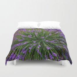 Lavender Field Of Dreams  Duvet Cover