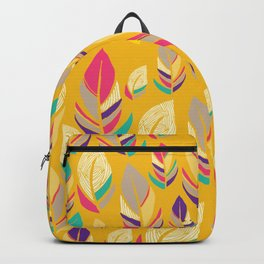 Dancing Feathers Backpack