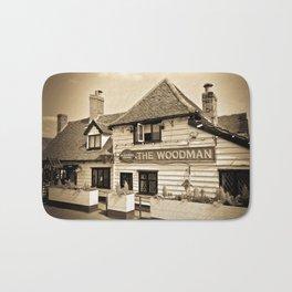 The Woodman Pub Bath Mat