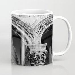 Croatian Columns Coffee Mug