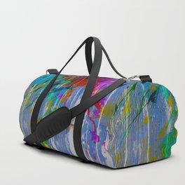 Texture of Summer Duffle Bag