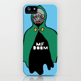 DOOM Ghost. iPhone Case