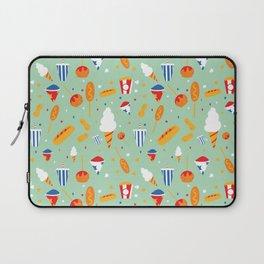 Circus Food Laptop Sleeve