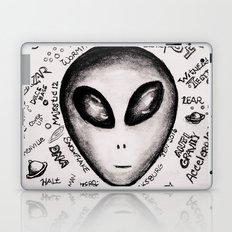 Ufology 101  Laptop & iPad Skin