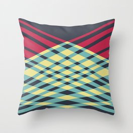 Here Comes the Light 01' Throw Pillow