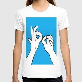 ASL Interpret T-shirt