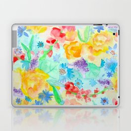 Summer Garden Laptop & iPad Skin