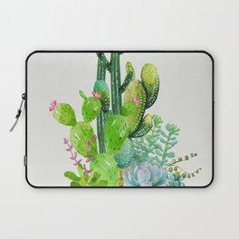 Cactus Garden II Laptop Sleeve