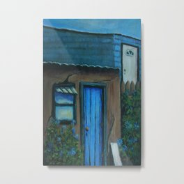 The Shed AC160328a Metal Print