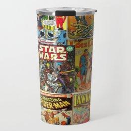 Comics Travel Mug