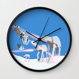 THE EMPIRE STRIKES BACK  Wall Clock