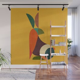 Rabbit Wall Mural