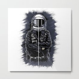 Astrorebel Metal Print
