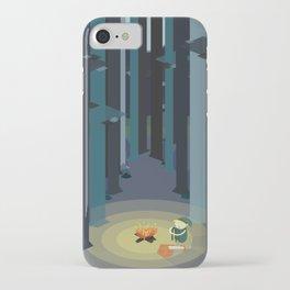 Kentucky Route Zelda - Lost Woods iPhone Case