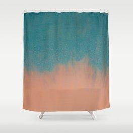 Effect Shower Curtain