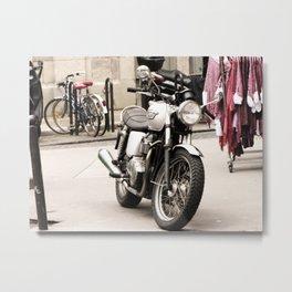 montmartre pt 3 Metal Print