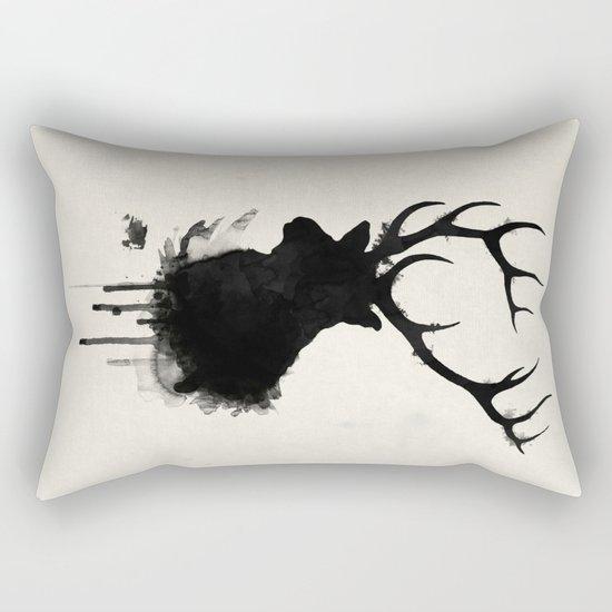 Elk Rectangular Pillow