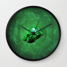 Cooltonium Wall Clock