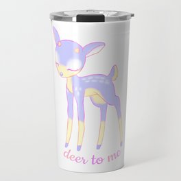 Deer to me Travel Mug