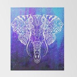 Heavenly Elephant Throw Blanket