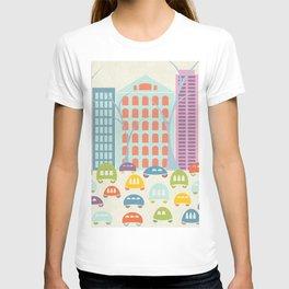 City Traffic T-shirt