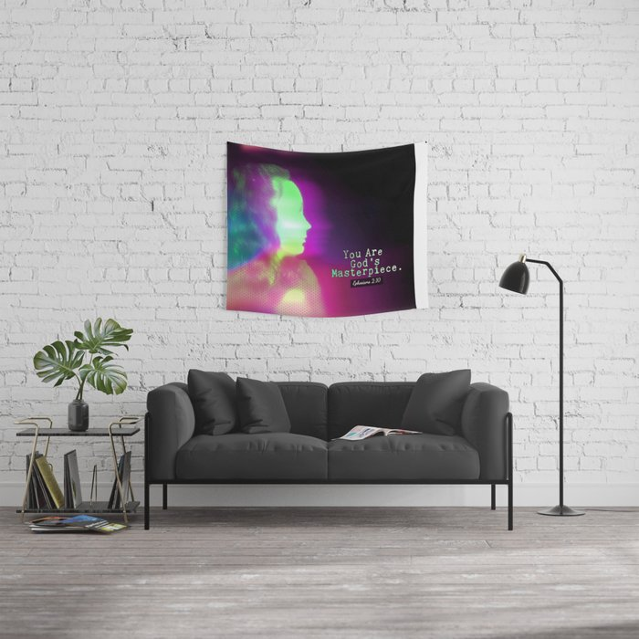 Masterpiece Wall Tapestry