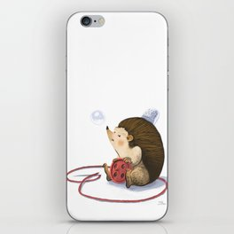 Hedgy iPhone Skin