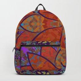 Vibing Flower Backpack