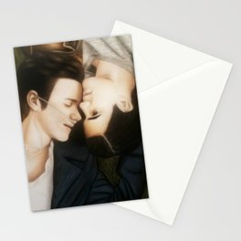 Klaine The Fault in Our Stars Stationery Cards