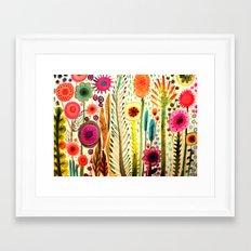 printemps Framed Art Print
