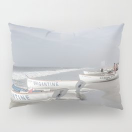 Beach Patrol Brigantine Pillow Sham