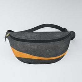 Yellow Line II Fanny Pack