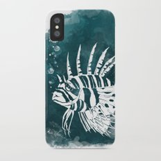 Feuerfisch iPhone X Slim Case