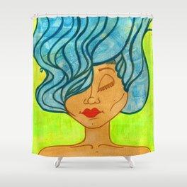 Lena Shower Curtain