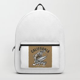 California Surfing Backpack