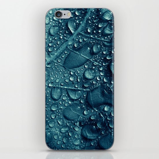 blue water XVI iPhone & iPod Skin