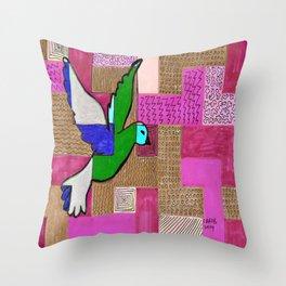 Peace Dove #2 Throw Pillow