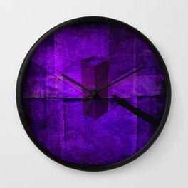 CENDRIER Wall Clock
