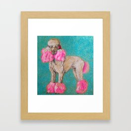 Kitsch #2 Framed Art Print
