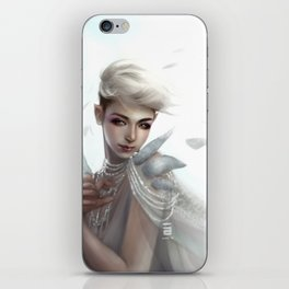 Christalle iPhone Skin