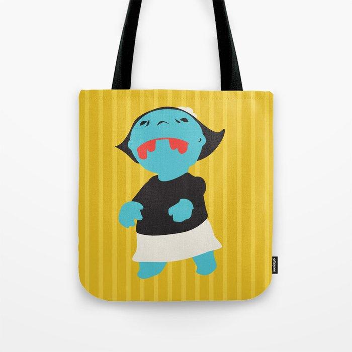 Zombie Betty Tote Bag