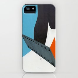 perseverare diabolicum iPhone Case