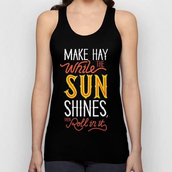 Sunshine Unisex Tank Top