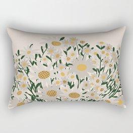 Sweet as a Daisy Rectangular Pillow