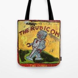 The Rubicom Tote Bag