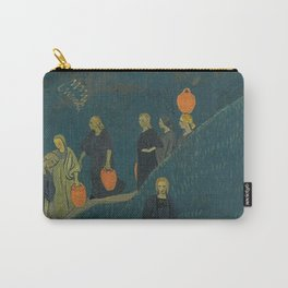 The Danaides or Women at the Source of Life and Water by Paul Serusier Carry-All Pouch