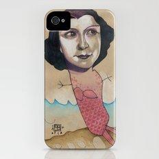 PINK MERMAID Slim Case iPhone (4, 4s)
