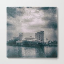 Taken on Film (Zeiss Ikoflex IIa) Metal Print