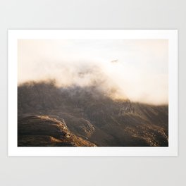 Assynt #1 Art Print