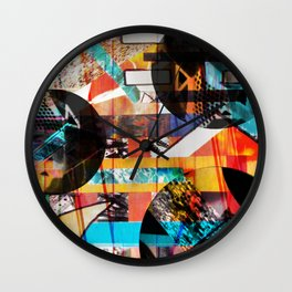 Lights and Sounds Wall Clock